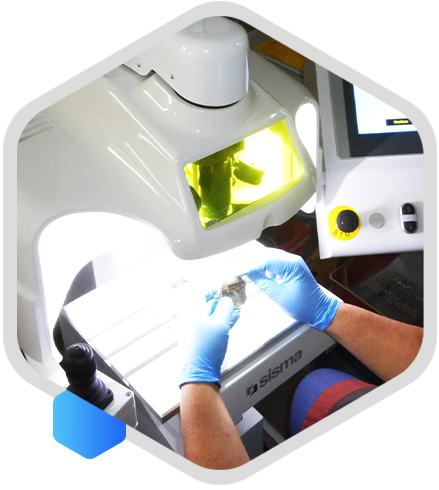 Soudage Laser Lunettes - Fabricant Lunetterie Jura